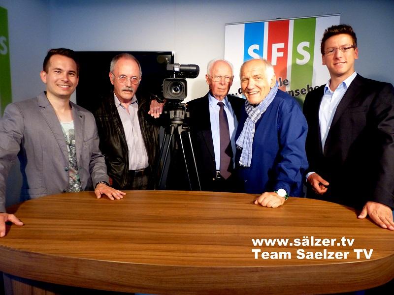 Sälzer.TV Gruppenfoto
