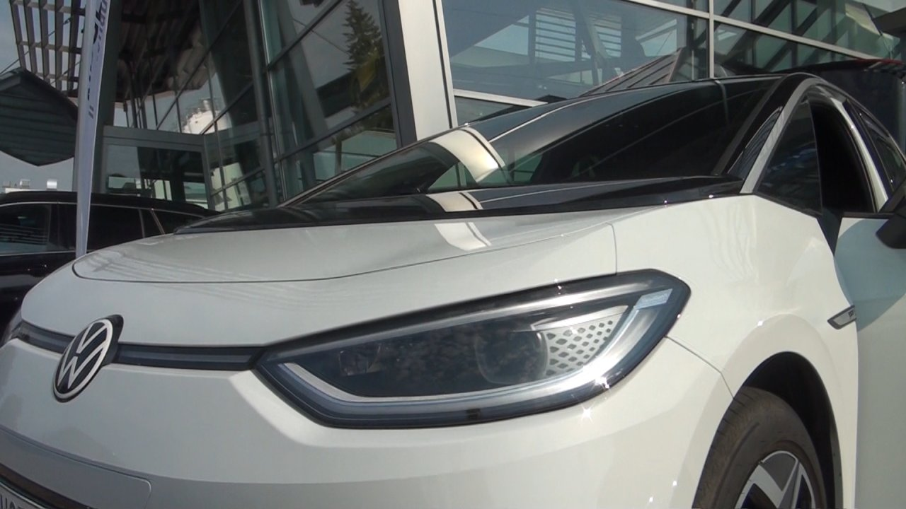 ID.3 – Autohaus Niggemeier präsentiert neues Elektroauto